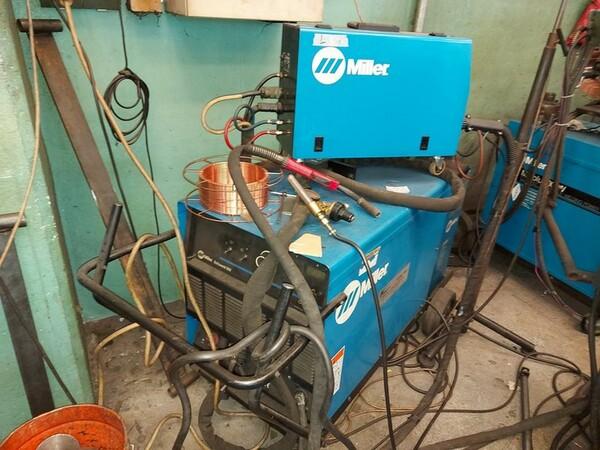 4#6076 Tornio Pico e macchinari per lavorazione metalli e saldatura in vendita - foto 208