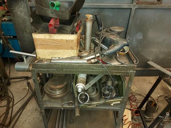 4#6076 Tornio Pico e macchinari per lavorazione metalli e saldatura in vendita - foto 209