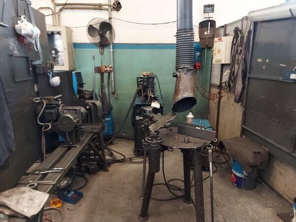 4#6076 Tornio Pico e macchinari per lavorazione metalli e saldatura in vendita - foto 211