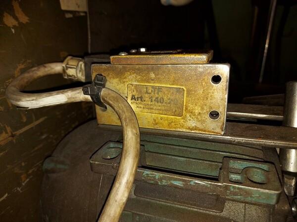 4#6076 Tornio Pico e macchinari per lavorazione metalli e saldatura in vendita - foto 213
