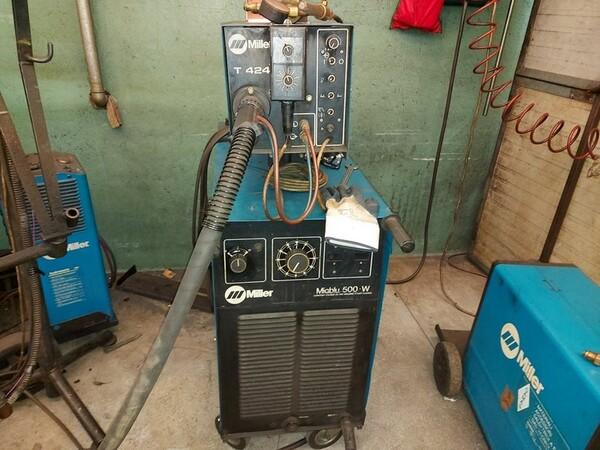 4#6076 Tornio Pico e macchinari per lavorazione metalli e saldatura in vendita - foto 214