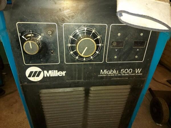 4#6076 Tornio Pico e macchinari per lavorazione metalli e saldatura in vendita - foto 215