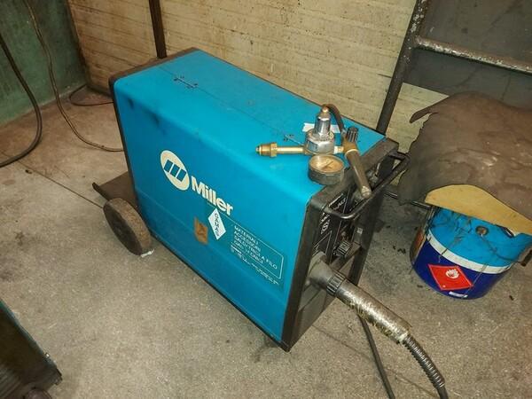 4#6076 Tornio Pico e macchinari per lavorazione metalli e saldatura in vendita - foto 216