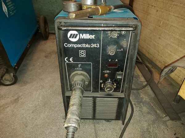 4#6076 Tornio Pico e macchinari per lavorazione metalli e saldatura in vendita - foto 217