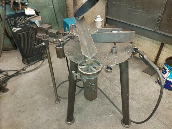 4#6076 Tornio Pico e macchinari per lavorazione metalli e saldatura in vendita - foto 219