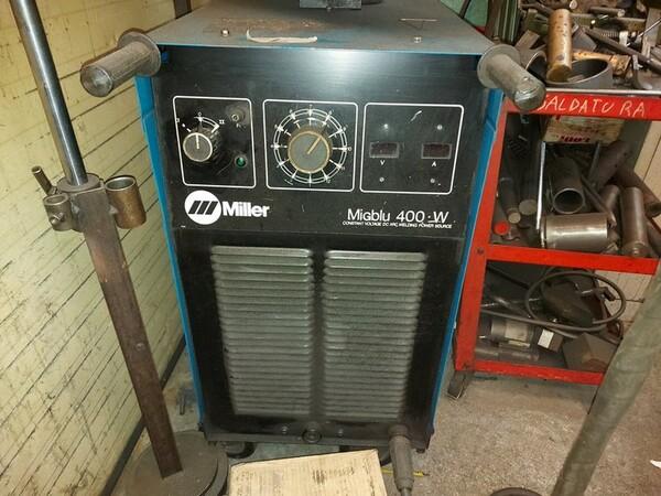 4#6076 Tornio Pico e macchinari per lavorazione metalli e saldatura in vendita - foto 221