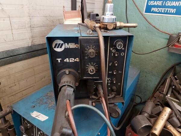 4#6076 Tornio Pico e macchinari per lavorazione metalli e saldatura in vendita - foto 222