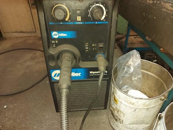 4#6076 Tornio Pico e macchinari per lavorazione metalli e saldatura in vendita - foto 224