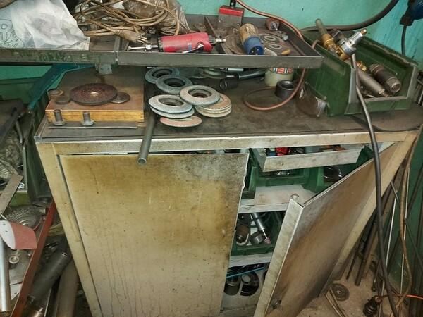 4#6076 Tornio Pico e macchinari per lavorazione metalli e saldatura in vendita - foto 226