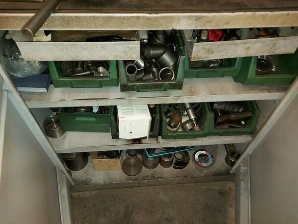 4#6076 Tornio Pico e macchinari per lavorazione metalli e saldatura in vendita - foto 227