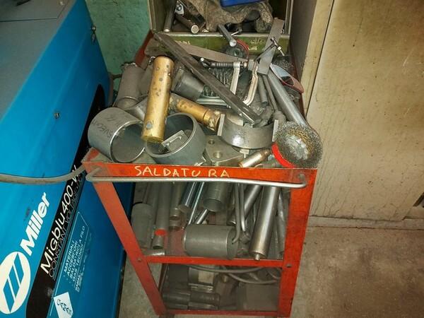 4#6076 Tornio Pico e macchinari per lavorazione metalli e saldatura in vendita - foto 228