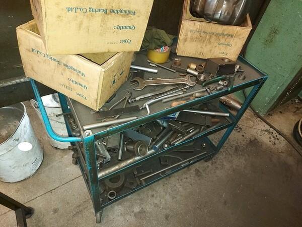 4#6076 Tornio Pico e macchinari per lavorazione metalli e saldatura in vendita - foto 230