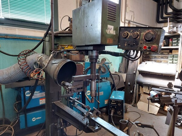 4#6076 Tornio Pico e macchinari per lavorazione metalli e saldatura in vendita - foto 232