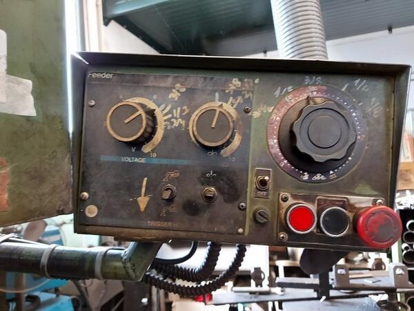 4#6076 Tornio Pico e macchinari per lavorazione metalli e saldatura in vendita - foto 233