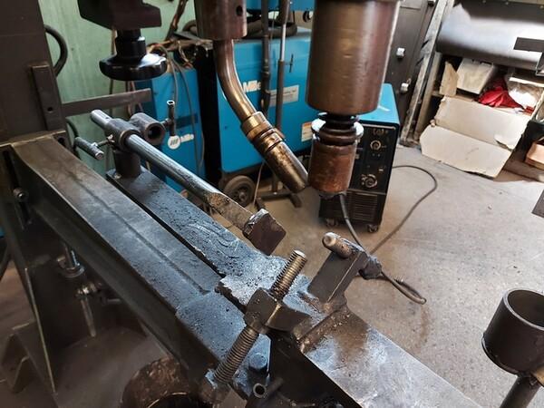 4#6076 Tornio Pico e macchinari per lavorazione metalli e saldatura in vendita - foto 235