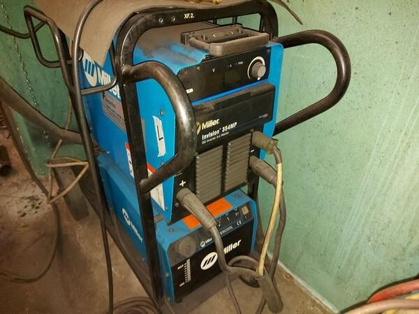 4#6076 Tornio Pico e macchinari per lavorazione metalli e saldatura in vendita - foto 236