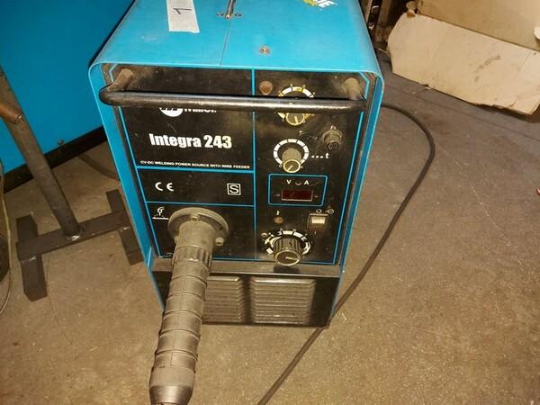4#6076 Tornio Pico e macchinari per lavorazione metalli e saldatura in vendita - foto 237