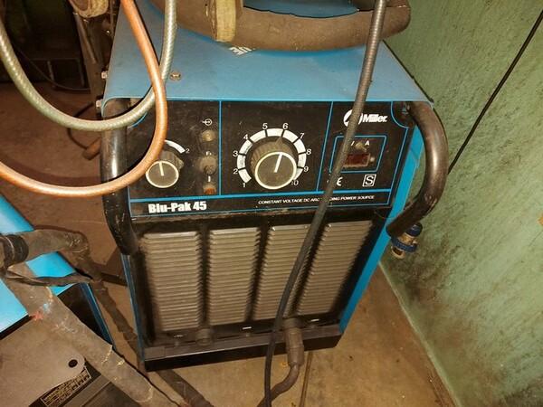 4#6076 Tornio Pico e macchinari per lavorazione metalli e saldatura in vendita - foto 239