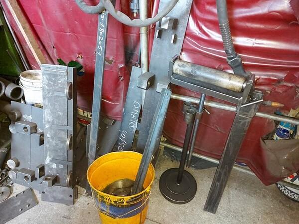 4#6076 Tornio Pico e macchinari per lavorazione metalli e saldatura in vendita - foto 240
