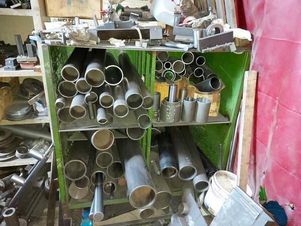 4#6076 Tornio Pico e macchinari per lavorazione metalli e saldatura in vendita - foto 241