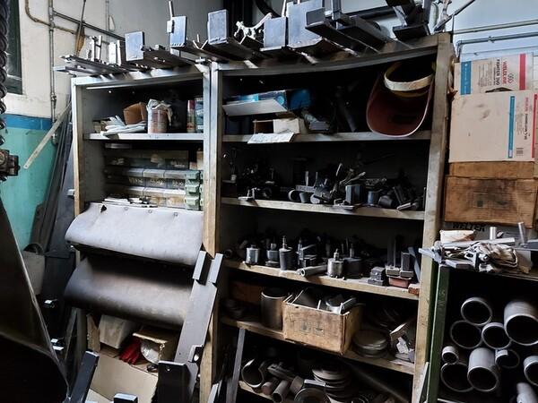 4#6076 Tornio Pico e macchinari per lavorazione metalli e saldatura in vendita - foto 242