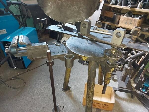 4#6076 Tornio Pico e macchinari per lavorazione metalli e saldatura in vendita - foto 243