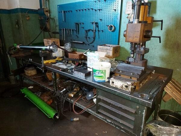 4#6076 Tornio Pico e macchinari per lavorazione metalli e saldatura in vendita - foto 244