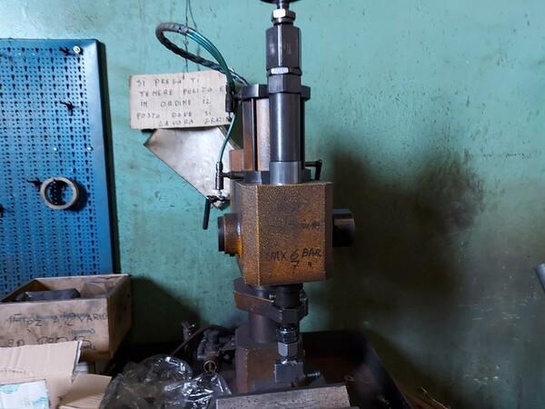 4#6076 Tornio Pico e macchinari per lavorazione metalli e saldatura in vendita - foto 245