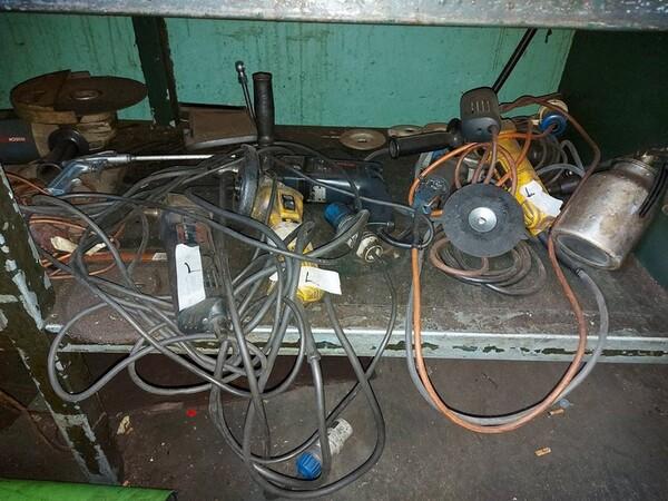 4#6076 Tornio Pico e macchinari per lavorazione metalli e saldatura in vendita - foto 247