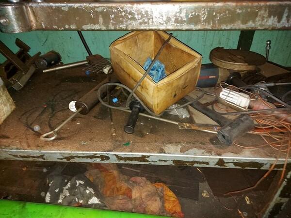 4#6076 Tornio Pico e macchinari per lavorazione metalli e saldatura in vendita - foto 248