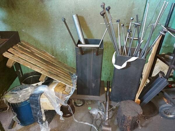 4#6076 Tornio Pico e macchinari per lavorazione metalli e saldatura in vendita - foto 249