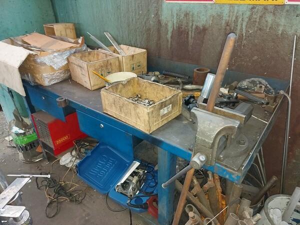 4#6076 Tornio Pico e macchinari per lavorazione metalli e saldatura in vendita - foto 252