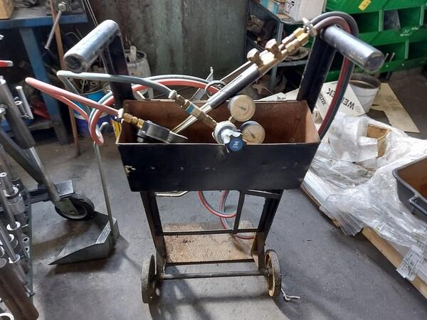 4#6076 Tornio Pico e macchinari per lavorazione metalli e saldatura in vendita - foto 254
