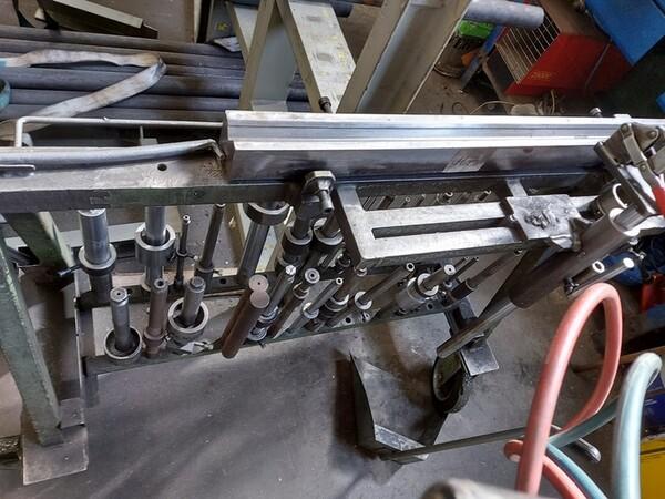 4#6076 Tornio Pico e macchinari per lavorazione metalli e saldatura in vendita - foto 255