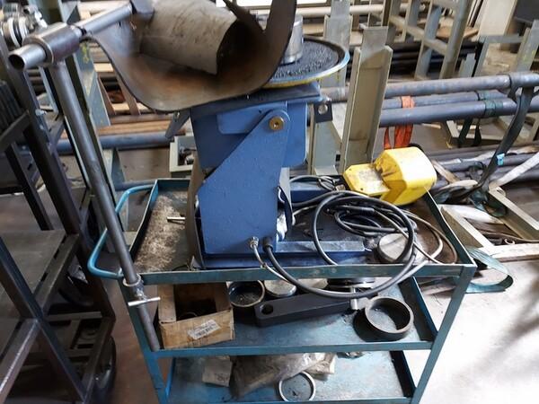 4#6076 Tornio Pico e macchinari per lavorazione metalli e saldatura in vendita - foto 256