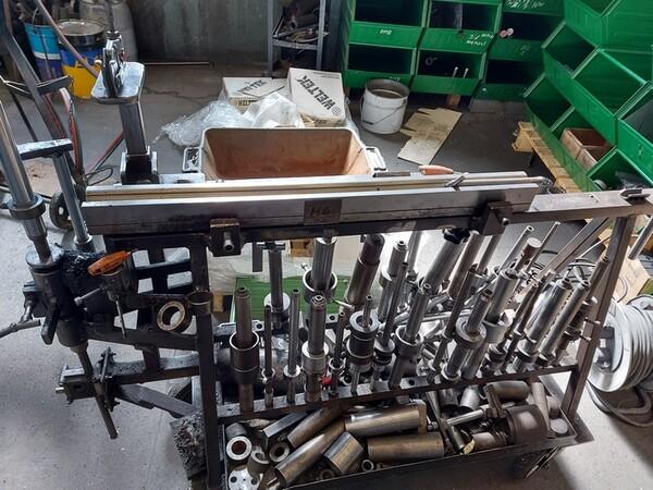 4#6076 Tornio Pico e macchinari per lavorazione metalli e saldatura in vendita - foto 257