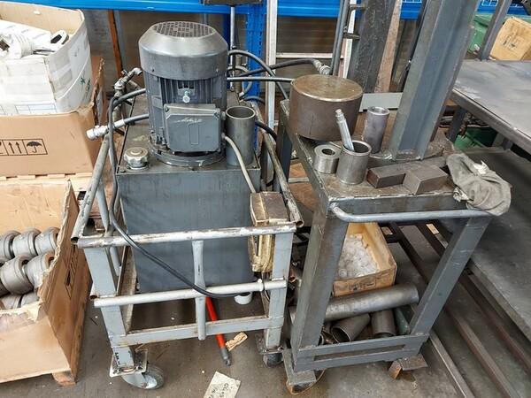 4#6076 Tornio Pico e macchinari per lavorazione metalli e saldatura in vendita - foto 258