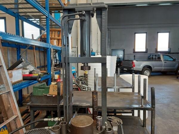 4#6076 Tornio Pico e macchinari per lavorazione metalli e saldatura in vendita - foto 260