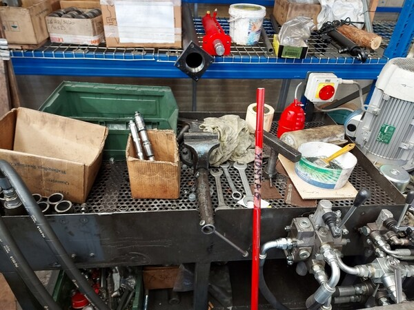 4#6076 Tornio Pico e macchinari per lavorazione metalli e saldatura in vendita - foto 261