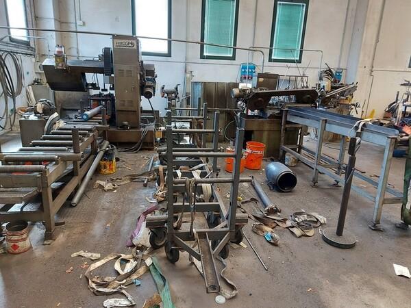 4#6076 Tornio Pico e macchinari per lavorazione metalli e saldatura in vendita - foto 266