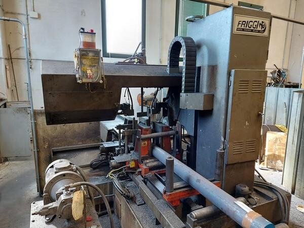 4#6076 Tornio Pico e macchinari per lavorazione metalli e saldatura in vendita - foto 267