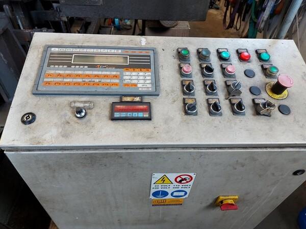 4#6076 Tornio Pico e macchinari per lavorazione metalli e saldatura in vendita - foto 269