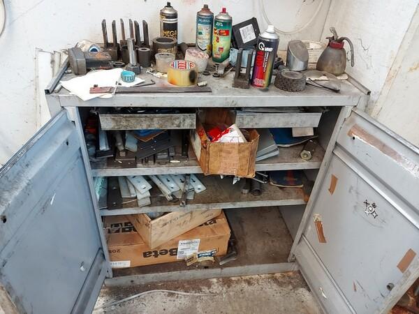 4#6076 Tornio Pico e macchinari per lavorazione metalli e saldatura in vendita - foto 270