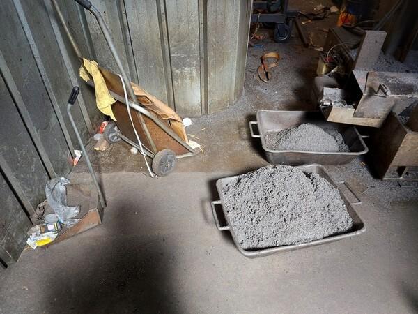4#6076 Tornio Pico e macchinari per lavorazione metalli e saldatura in vendita - foto 272