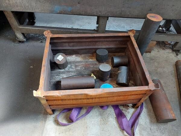 4#6076 Tornio Pico e macchinari per lavorazione metalli e saldatura in vendita - foto 273