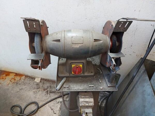 4#6076 Tornio Pico e macchinari per lavorazione metalli e saldatura in vendita - foto 274