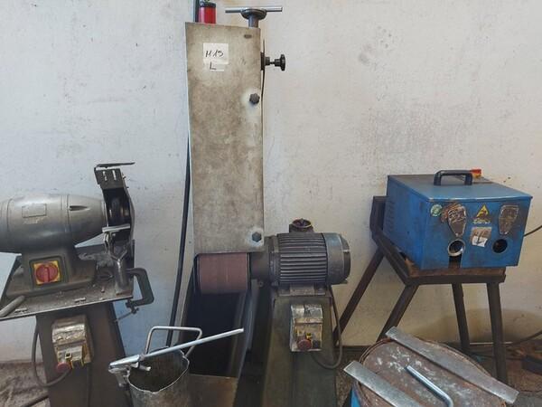 4#6076 Tornio Pico e macchinari per lavorazione metalli e saldatura in vendita - foto 275