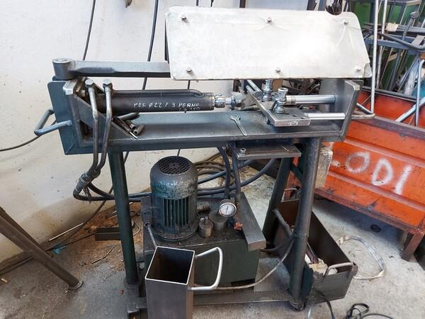 4#6076 Tornio Pico e macchinari per lavorazione metalli e saldatura in vendita - foto 276