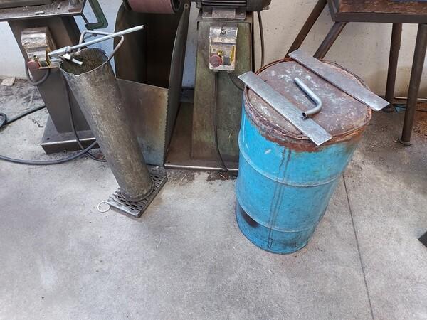 4#6076 Tornio Pico e macchinari per lavorazione metalli e saldatura in vendita - foto 277