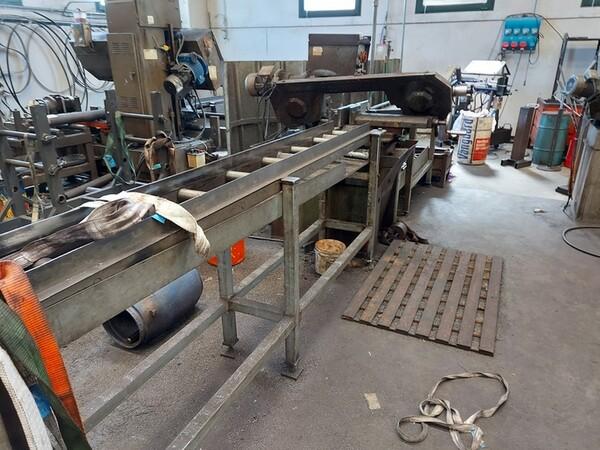 4#6076 Tornio Pico e macchinari per lavorazione metalli e saldatura in vendita - foto 280
